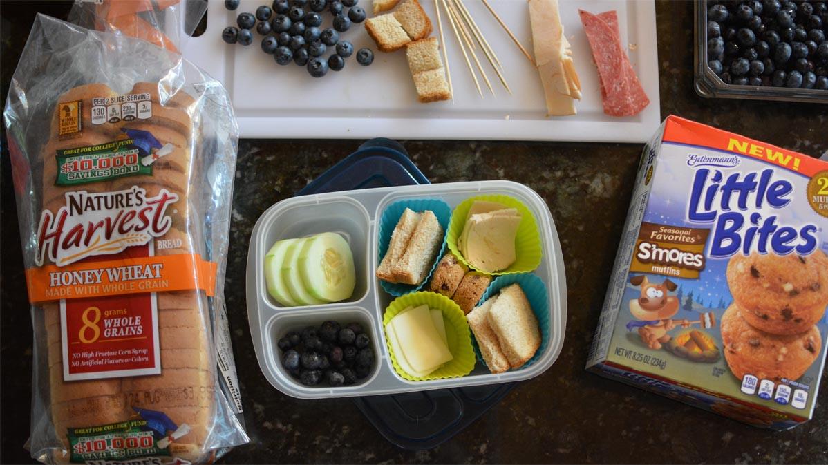 school lunchbox ideas