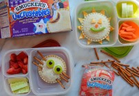 Fun Back-To-School Lunches With Uncrustables