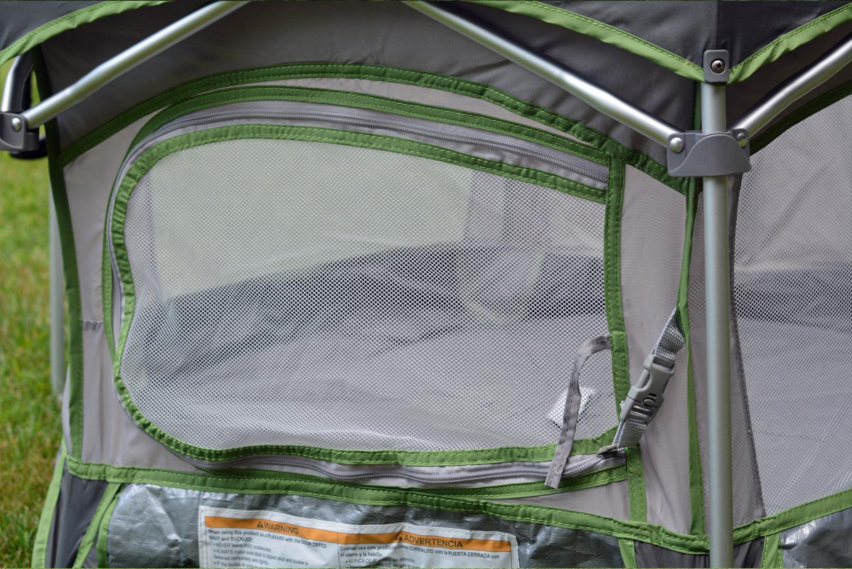 Graco Pack N Play Sport Review