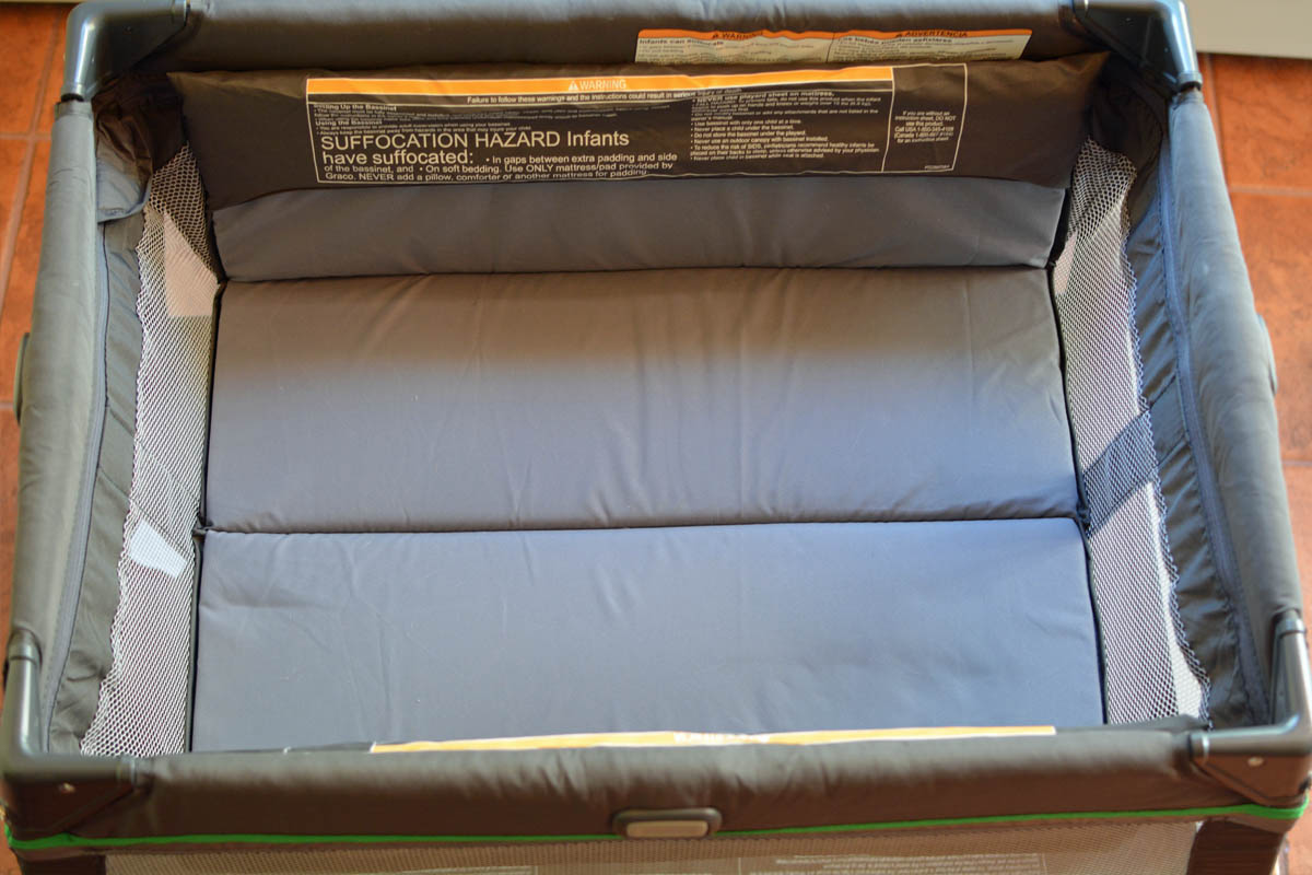 Graco jetsetter pack n play review