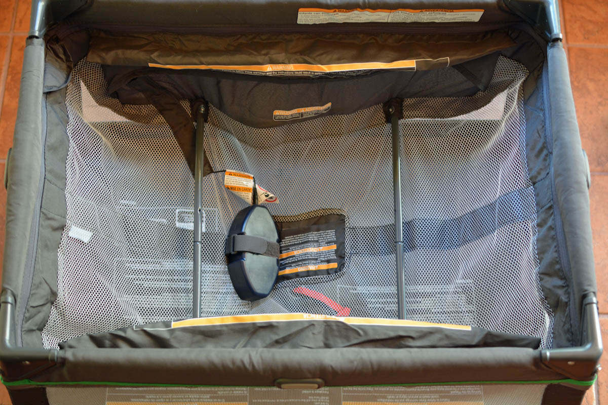 Graco jetsetter pack 'n play review
