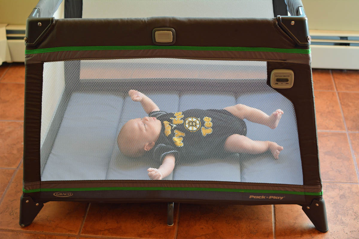 Graco pack 'n play jetsetter review 2
