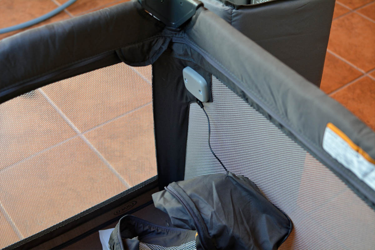 Graco pack 'n play jetsetter review