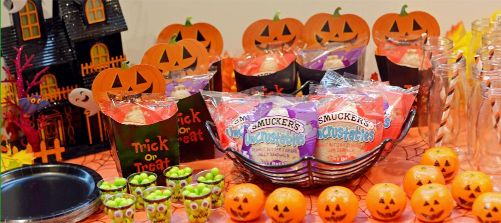 Halloween Appetizers Kid Friendly