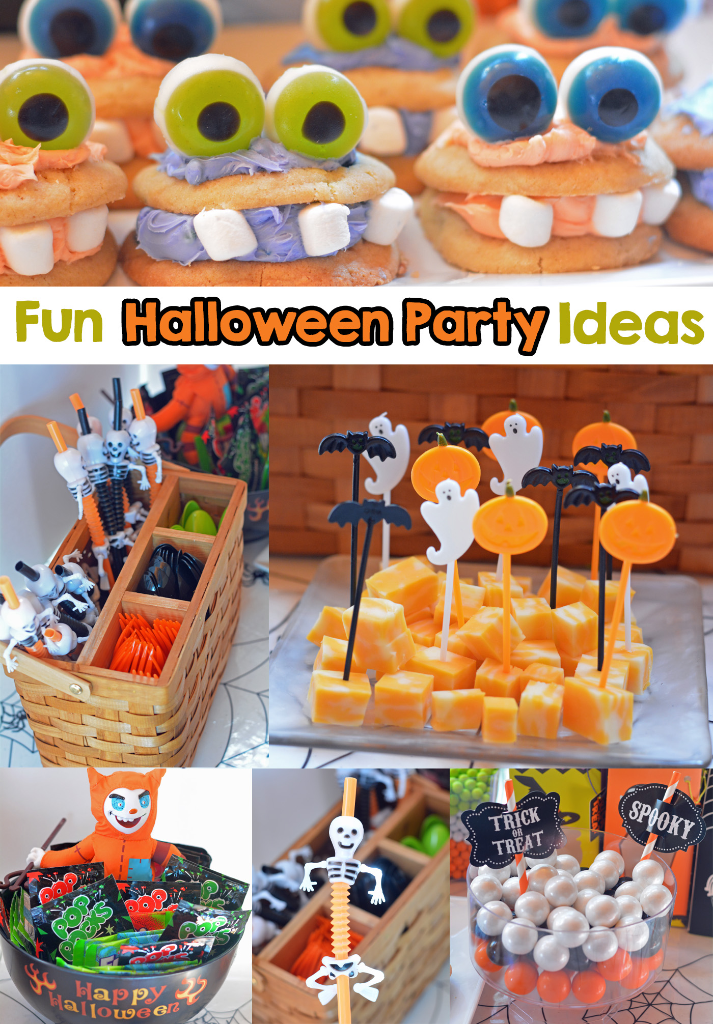 Fun Halloween Party & Costume Ideas