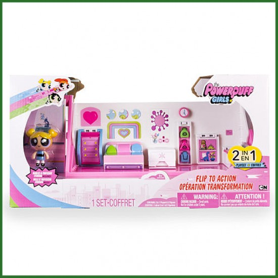 powerpuff-girls-deluxe-flip-to-action-playset