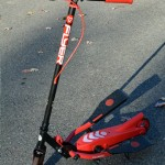Yvolution Y Flyer Scooter red