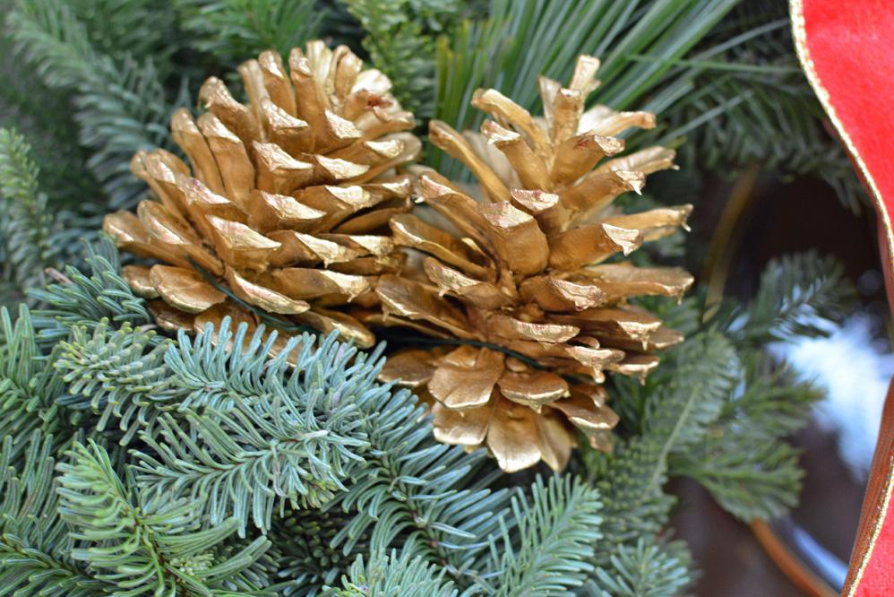 Christmas Forest Wreath