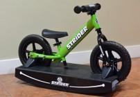 Strider Balance Bike With Strider Rocking Base