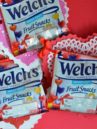 Easy Valentine's Day Treats Welch's Fruit Snacks