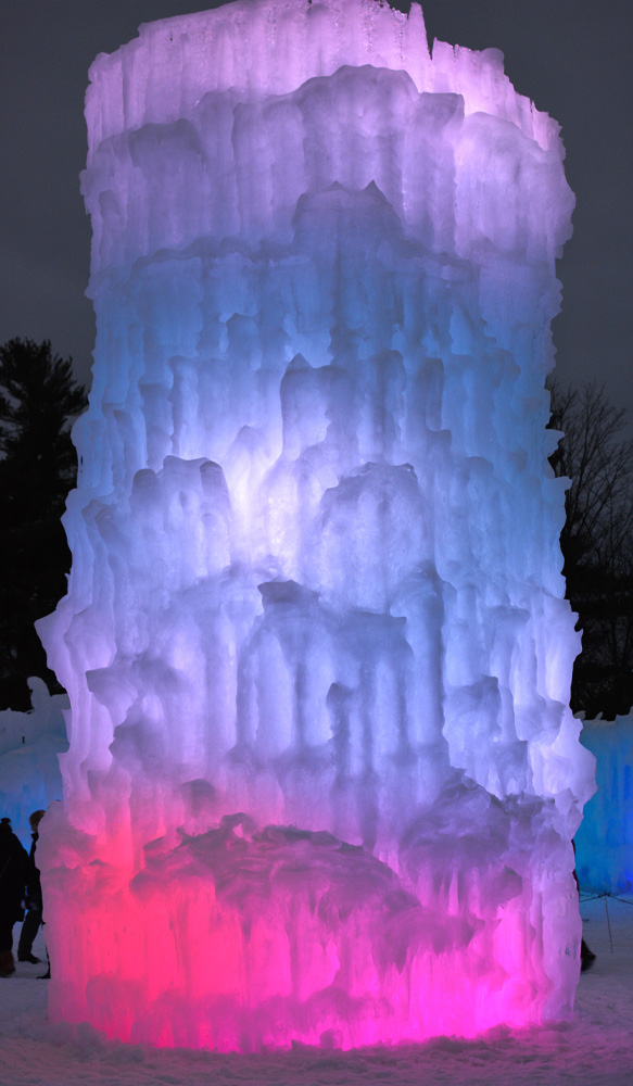 Tips for Visiting The Ice Castles