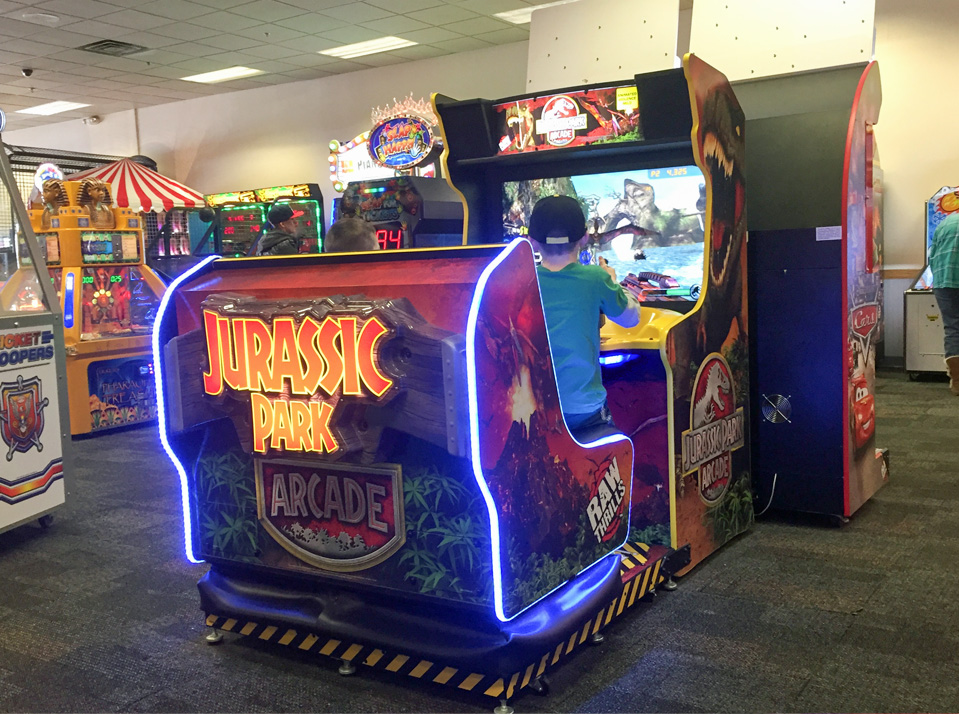 Chuck E Cheese Games