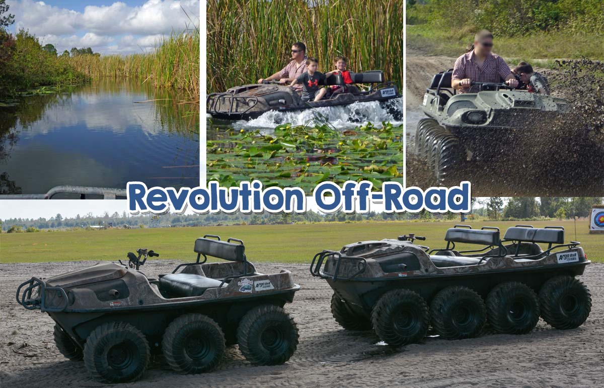 Revolution Off Road Review