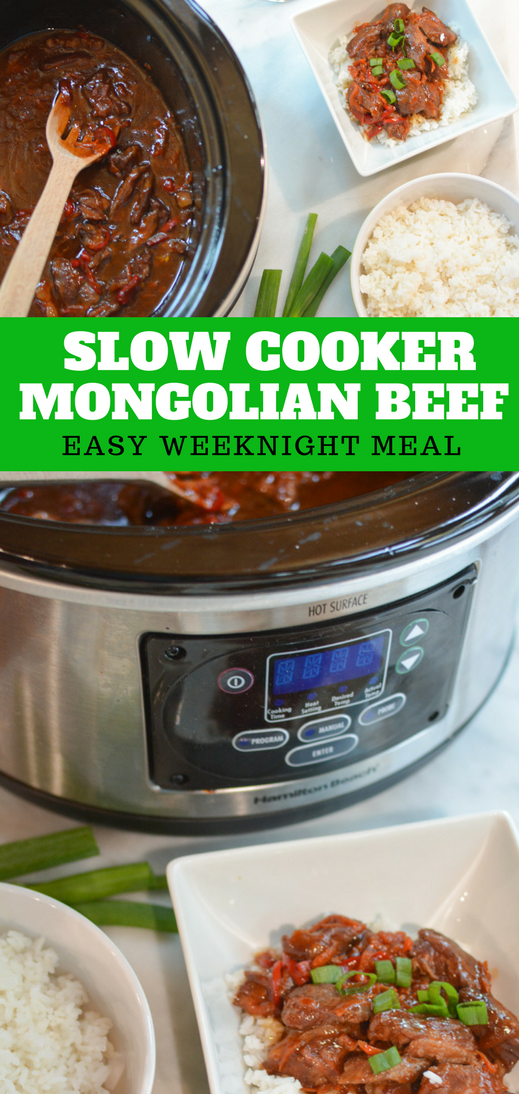 easy mongolian beef recipe