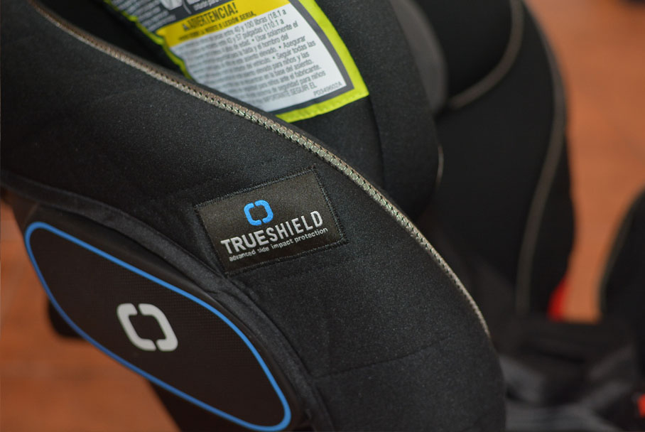 4Ever Extend2Fit 4-in-1 Car Seat review