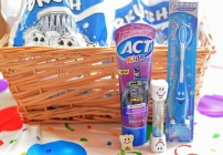 Creating Healthy Habits with New ACT Kids Toothpaste