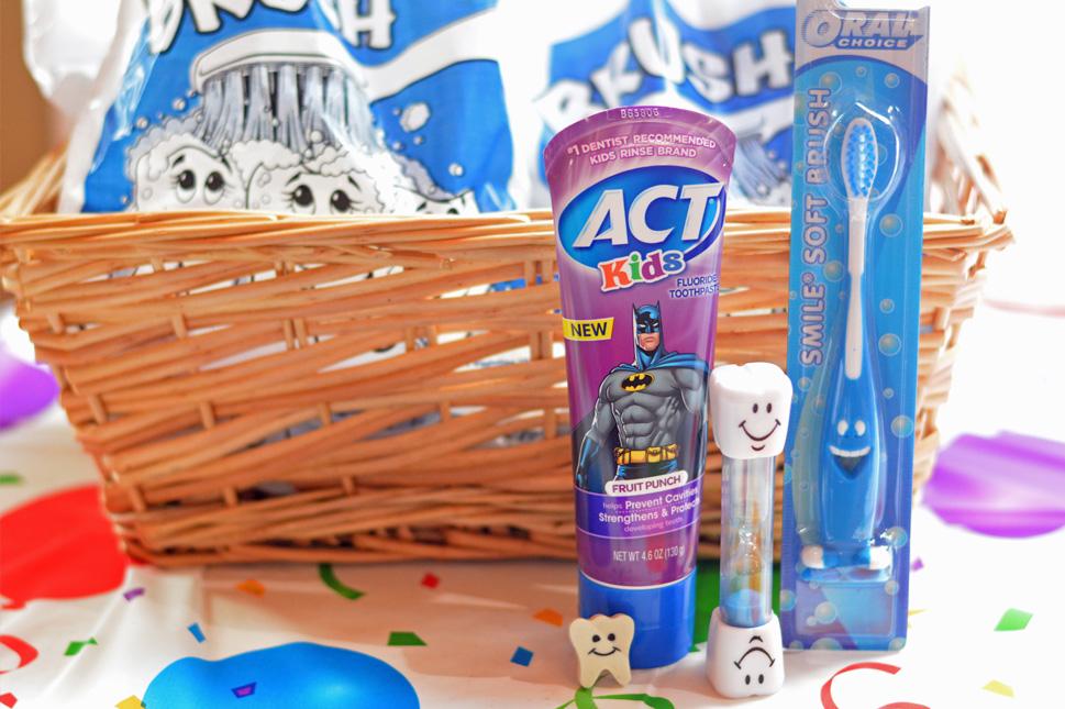 ACT Kids Toothpaste Bubble Gum