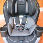Graco 4Ever Extend2Fit 4-in-1 Car Seat review 2