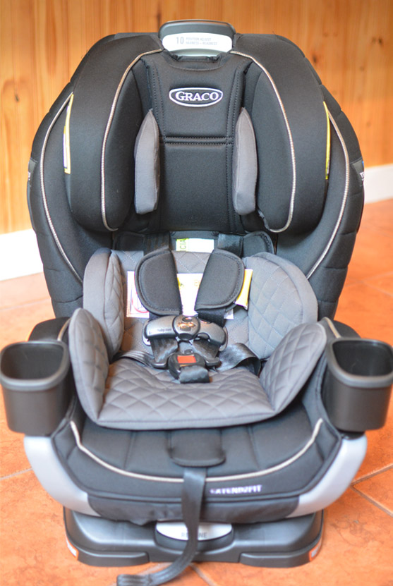 Graco Ever Car Seat In An Accident