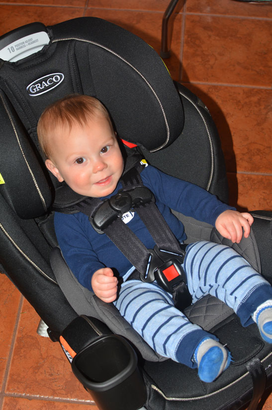 9 Reasons To Love The Graco 4Ever Extend2Fit 4 In 1 Car Seat