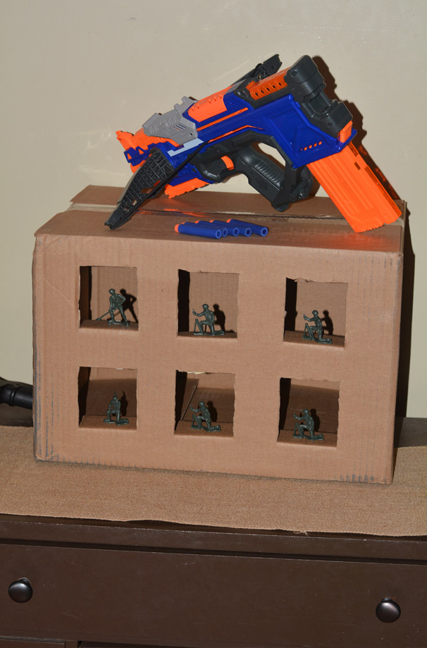 Nerf Party Games