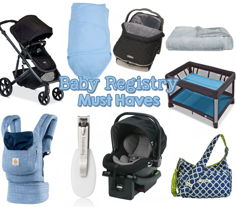 baby registry must- haves