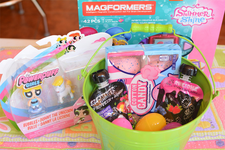 easter basket for girls