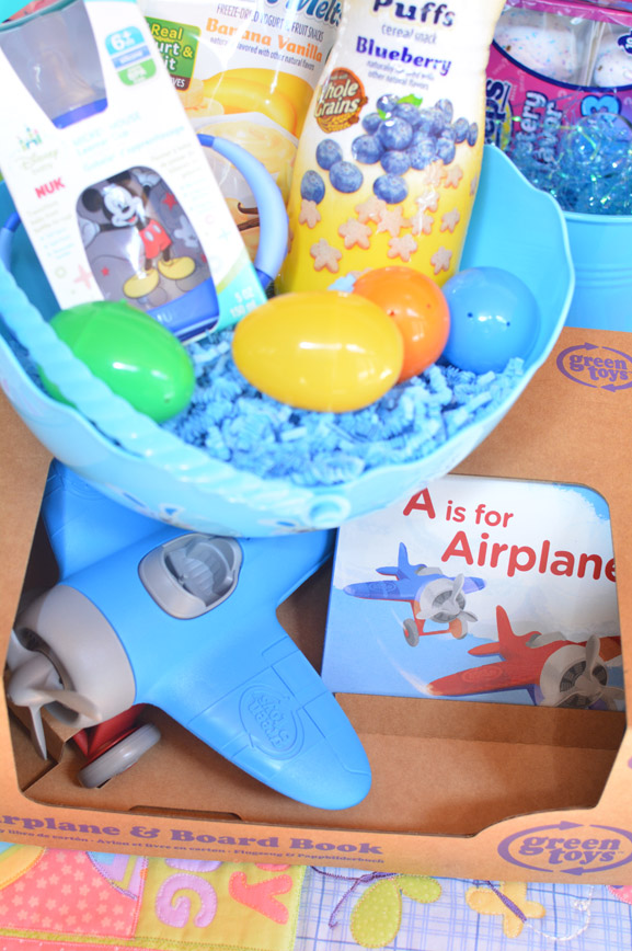 easter basket ideas for baby 2