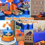 host the ultimate nerf party
