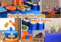 Nerf Party Ideas – Host the Ultimate Nerf Party