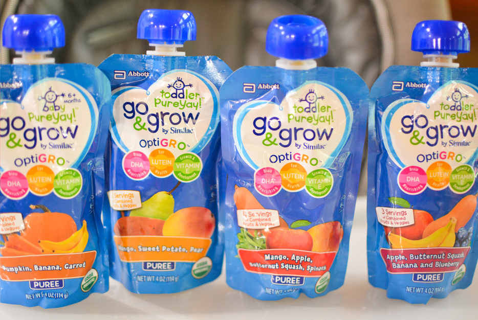 go & grow by similac flavors