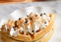 S'mores Waffle – Satisfy Your Sweet Tooth