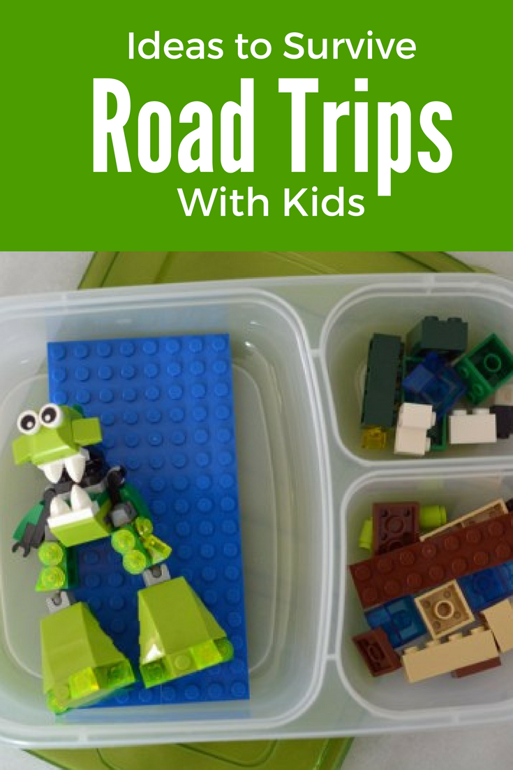Ideas to Survive a Road Trip With Kids