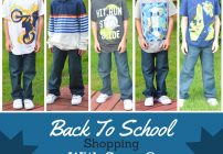 Back To School Shopping at Crazy 8 + Giveaway