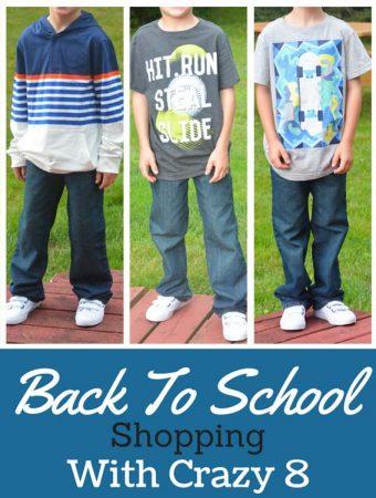 back to school crazy 8