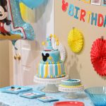 Mickey's Fun To Be One Birthday Party Ideas