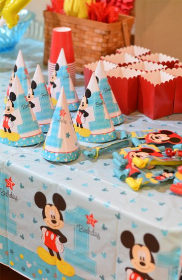 Mickey Birthday Party 2