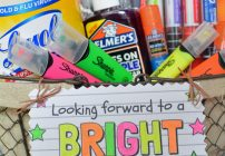 Teacher Gift Ideas – DIY Teacher Appreciation Gift Basket