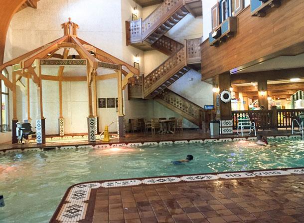 bavarian inn pool