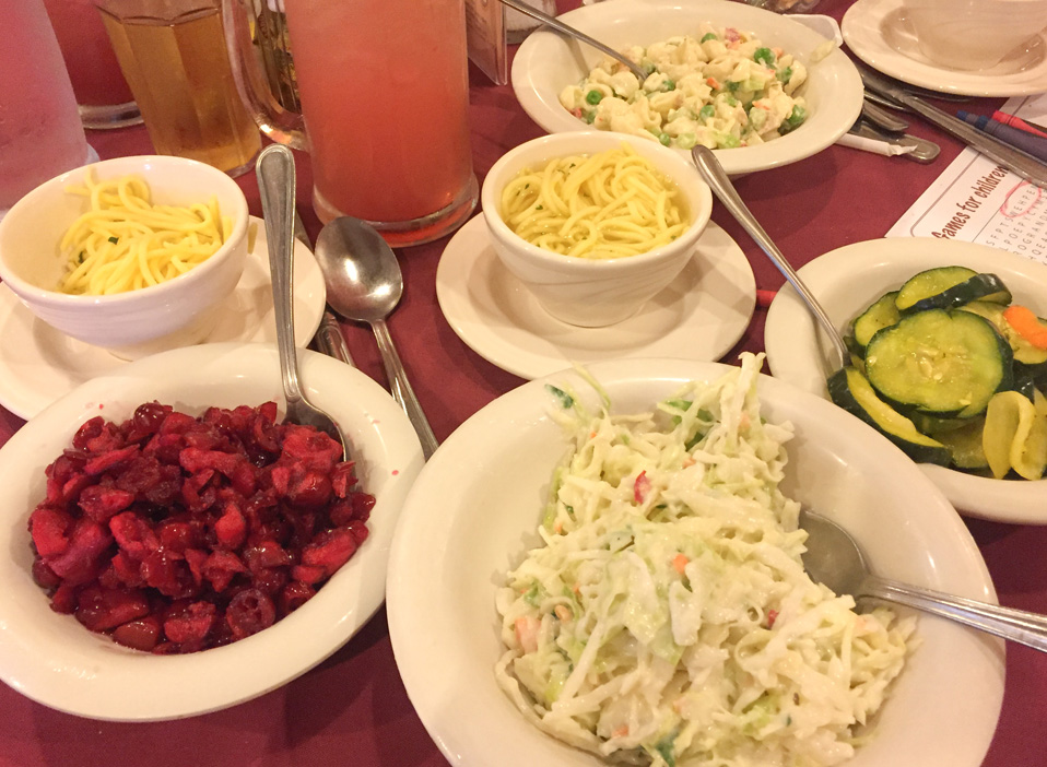 Bavarian Inn Restaurant Famous Chicken Dinner