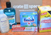 Save on Household Essentials With Crate Space+ Giveaway