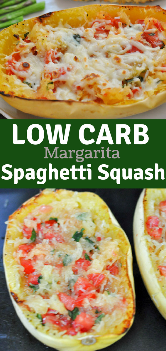 low carb spaghetti squash recipe