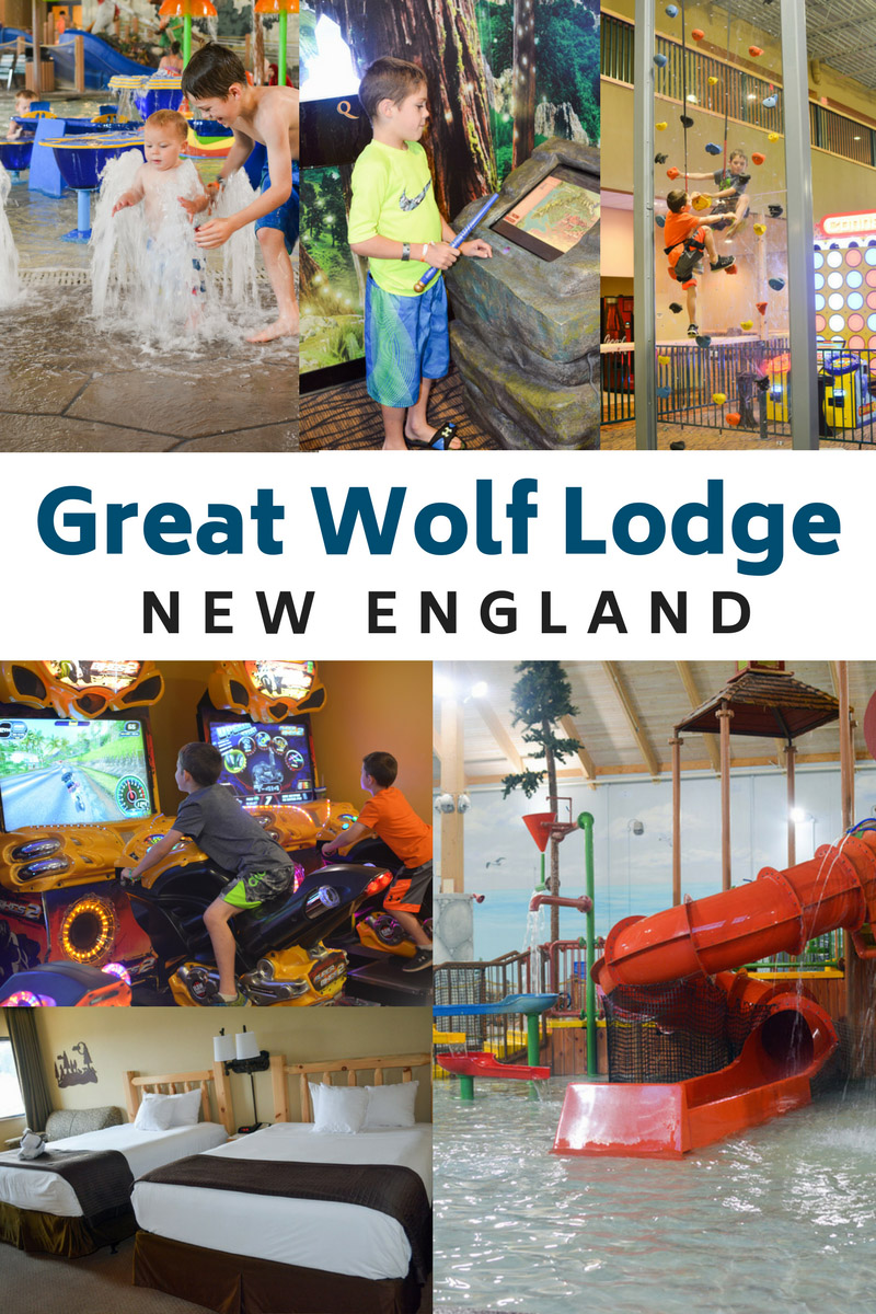 great wolf lodge ma