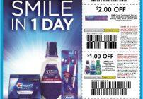 Save $2.00 on Crest Coupon – Walmart, CVS, Target Deals