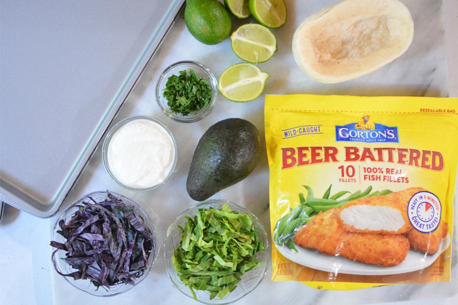 gortons beer battered fish
