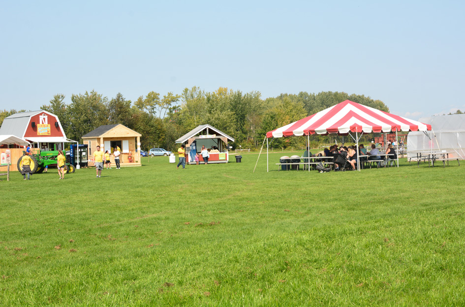 sherman farm food stand