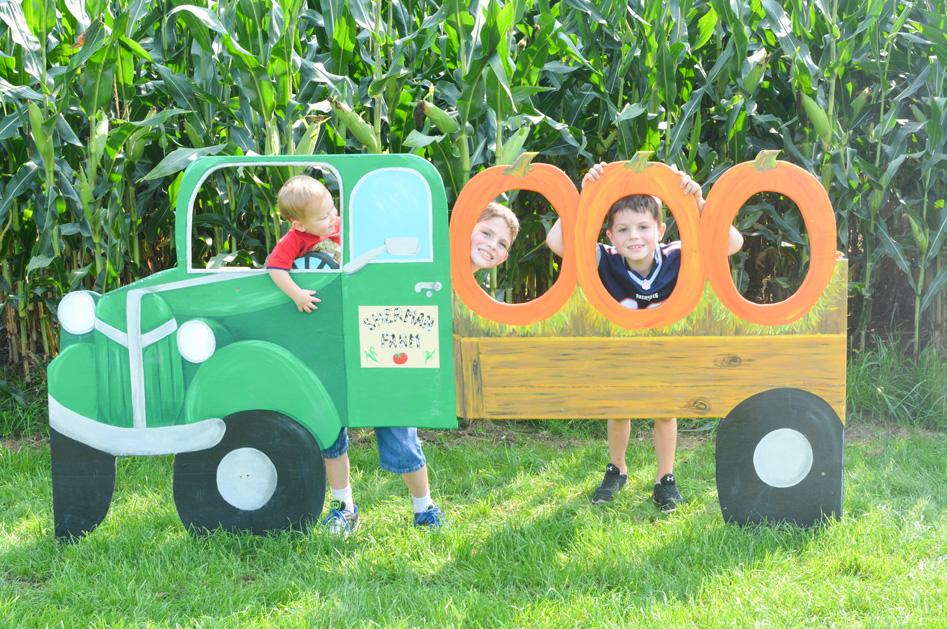 Sherman Farm Corn Maze