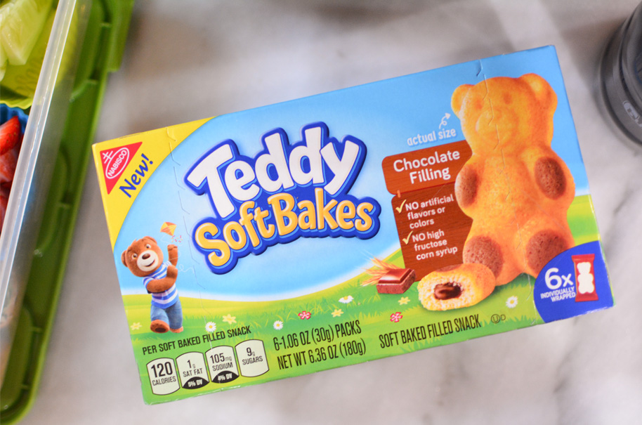 Teddy Soft Bakes