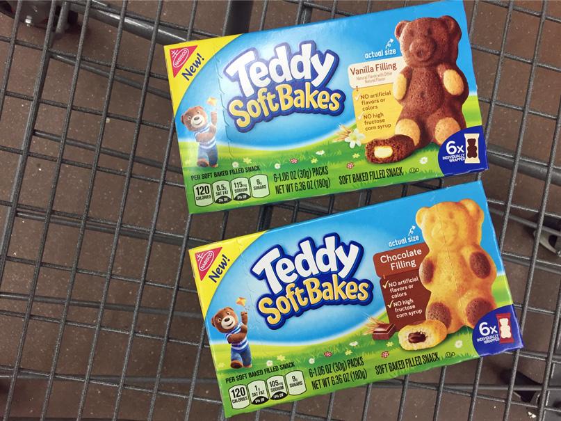 Teddy Soft Bakes walmart