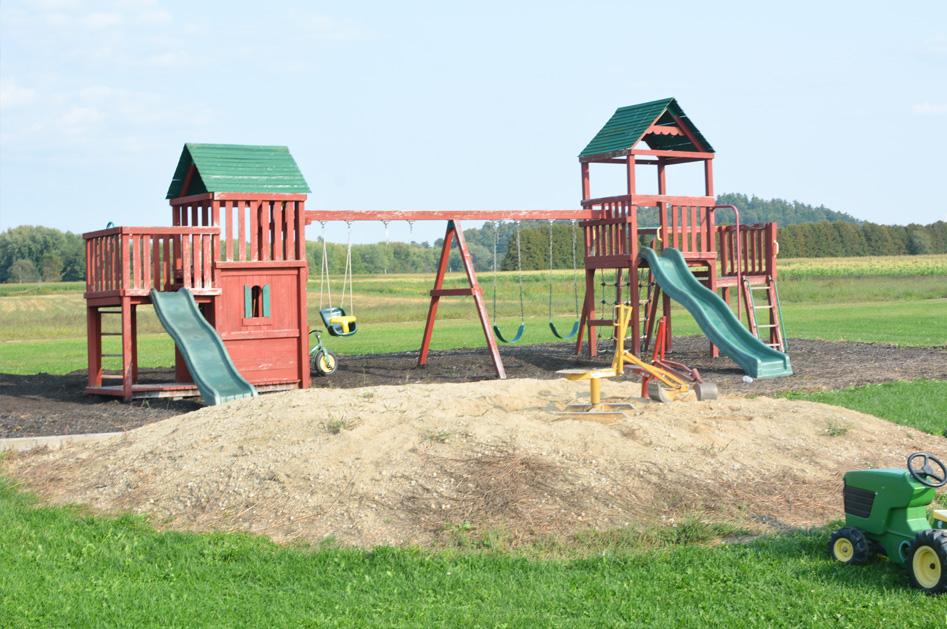 Sherman Farm play area